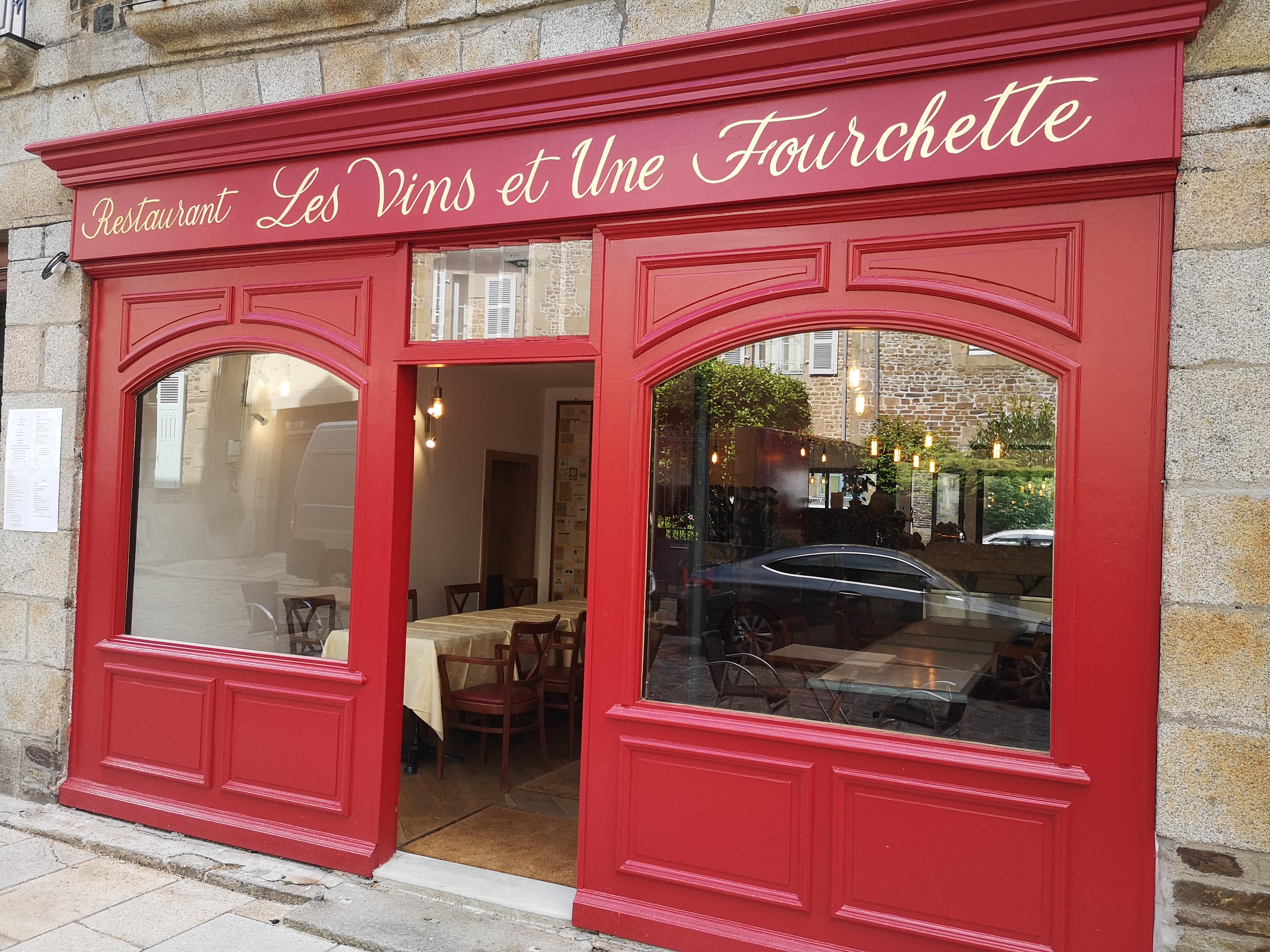 Passtime | Les vins et une fourchette à Fougères