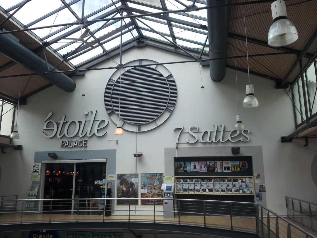 Passtime Cinema Etoile Palace à Vichy
